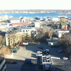 Photo taken at Holiday Inn Portland-By The Bay by Scott M. on 3/27/2012