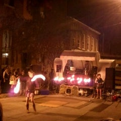 Photo taken at First Fridays Art Walk by Juan M. on 10/8/2011