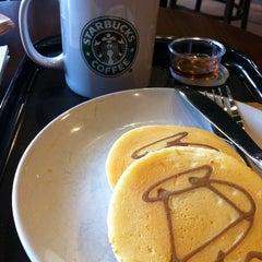 Photo taken at Starbucks (สตาร์บัคส์) by ~aemaem~ on 8/19/2011