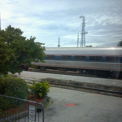 Photo taken at Amtrak Station Orlando by Christopher K. on 8/22/2012