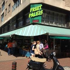 Photo taken at Fruitpaleis Knokke by Opstal V. on 5/1/2012