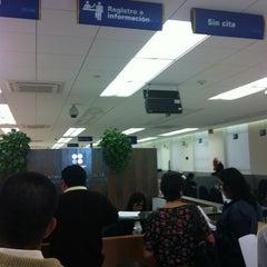 Photo taken at SAT Servicio De Administración Tributaria by Luis L. on 5/4/2012