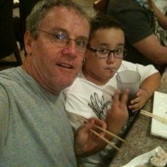 Photo taken at Tokai Sushi by Dale W. on 8/14/2012