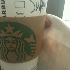 Photo taken at Starbucks by Sophia P. on 4/23/2012