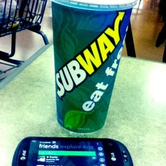 Photo taken at Auntie Anne's / Subway by Kortney🕉 on 9/10/2012