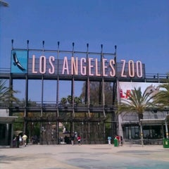 Photo taken at Los Angeles Zoo and Botanical Gardens by heather h. on 5/11/2012