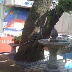 Photo taken at Cafe Luluc by Dodge S. on 8/13/2011