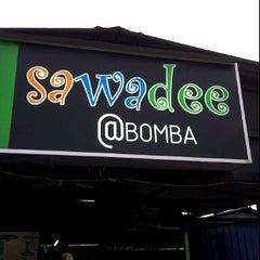 Photo taken at Restoran Sawadee by Rahmat A. on 9/10/2011
