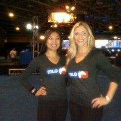 Photo taken at The MLG Booth  by Singlefied.com on 4/3/2011