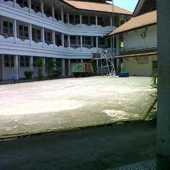 Photo taken at SMK Negeri 3 Manado by Dsky M. on 9/26/2011