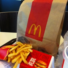 Photo taken at McDonald's by Maggie L. on 5/12/2011