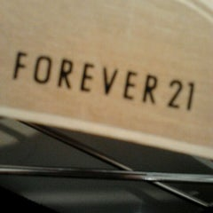Photo taken at Forever 21 by Amanda K. on 9/11/2011