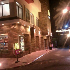 Photo taken at McDonald's   ماكدونالدز by Dr_Abdurahman A. on 1/28/2012
