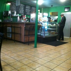 Photo taken at Emerald City Coffee by Bradshaw W. on 11/14/2011