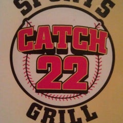 Photo taken at Catch 22 Sports Grill by 4sq Expert on 11/30/2011