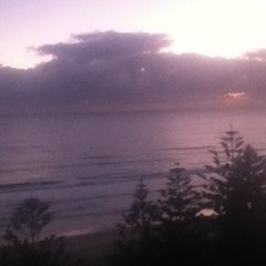 Photo taken at Burleigh Heads Park by Mr G. on 12/31/2011