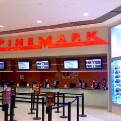 Photo taken at Cinemark by Josias J. on 6/20/2012