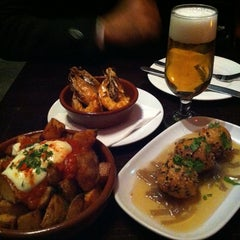 Photo taken at Basque Tapas and Wine by Eugene D. on 7/19/2012
