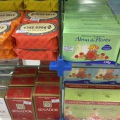 Photo taken at Farmácia Pague Menos by Gaby C. on 12/16/2011