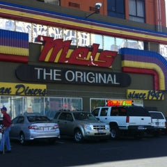 Photo taken at Mel's Diner by michael s. on 7/14/2012