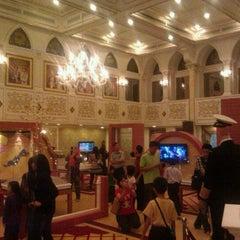 Photo taken at Istana Negara (National Palace) by Zheng N. on 5/26/2012