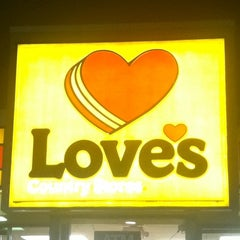 Photo taken at Love's Travel Stop by Veronica C. on 7/28/2011