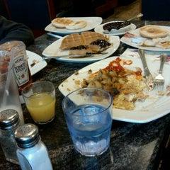 Photo taken at Lindencrest Diner by Lindsey on 12/4/2011