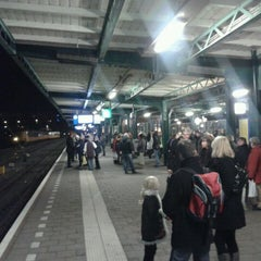 Photo taken at Station Deventer by AmsterdamVideo.com C. on 12/17/2011