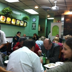 Photo taken at Excellent Dumpling House by Larry H. on 10/22/2011