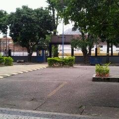Photo taken at Escola Técnica Estadual Adolpho Bloch - ETEAB by Newton G. on 12/2/2011