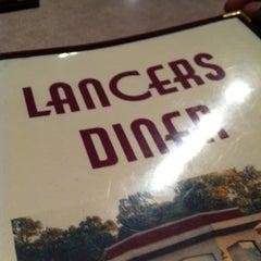Photo taken at Lancers Diner by Brian J. on 7/17/2012