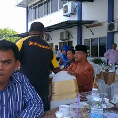 Photo taken at Ibupejabat Polis Daerah Pekan by anuar o. on 9/7/2012