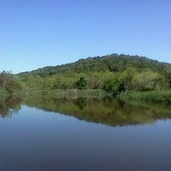 Photo taken at Cedar Ridge Preserve by Mark G. on 4/21/2012