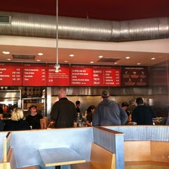 Photo taken at Chipotle Mexican Grill by Chris T. on 3/1/2012