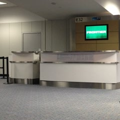 Photo taken at Gate E32 by Anthony D. on 11/18/2011