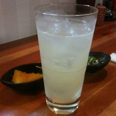 Photo taken at 居酒屋 茶々丸 by pizagigoku on 10/8/2011