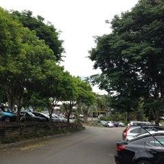 Photo taken at Eden Gardens by Brisbane Corporate Cars on 1/14/2012