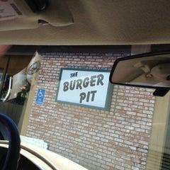 Photo taken at Burger Pit by joann l. on 5/20/2012