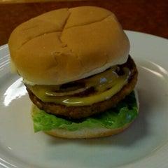 Photo taken at SEA FOOD fresh salad bar & fried fish and shrimp by Sarah C. on 3/30/2012