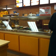 Photo taken at Bojangles' Famous Chicken 'n Biscuits by Sean M. on 2/12/2011