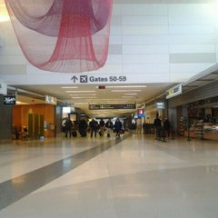 Photo taken at Terminal 2 by Janika N. on 1/21/2012