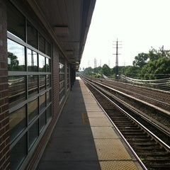 Photo taken at LIRR - Valley Stream Station by Roy P. on 6/2/2012
