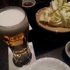 Photo taken at 黄金屋 by Tooru K. on 2/29/2012