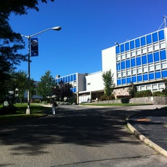 Photo taken at Queensborough Community College by Mike C. on 8/29/2012