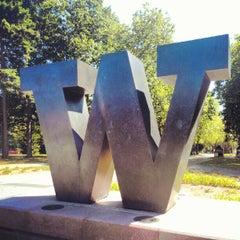 Photo taken at University of Washington by Stephanie C. on 8/11/2012