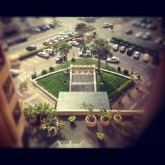 Photo taken at Le Méridien Jeddah by Najd 🐰 .. on 6/24/2012