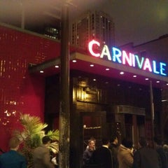 Photo taken at Carnivale by Lou P. on 11/20/2011