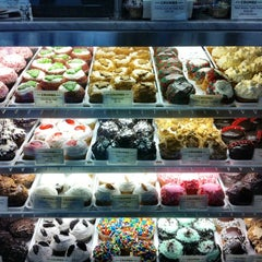 Photo taken at Crumbs Bake Shop by Ron C. on 1/5/2012