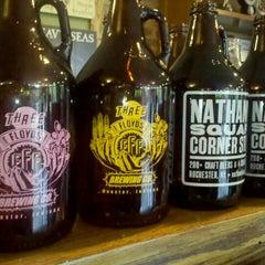 Photo taken at Nathaniel Square Corner Store by Jaime B. on 9/30/2011