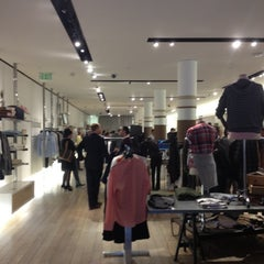 Photo taken at Saks Fifth Avenue - The Men's Store by Richard Francis W. on 5/10/2012